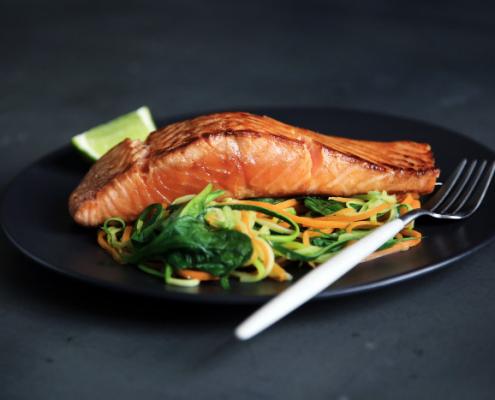 Come fare il salmone grigliato