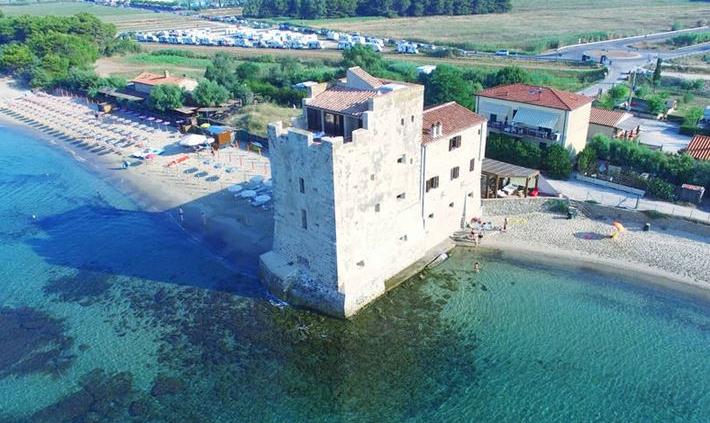 Torre mozza Piombino